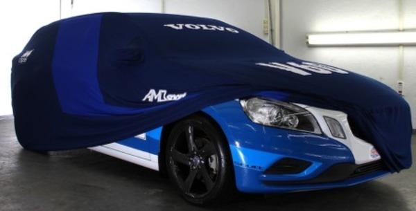 Volvo V60 Racing: l'instant teasing