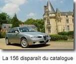 Essai - Alfa Romeo 159 : la nouvelle impératrice du trèfle