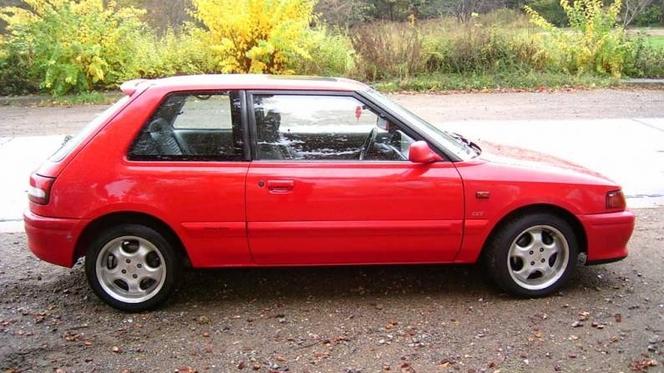 L'avis propriétaire du jour : badtib nous parle de sa Mazda 323 1.8 Turbo 4x4