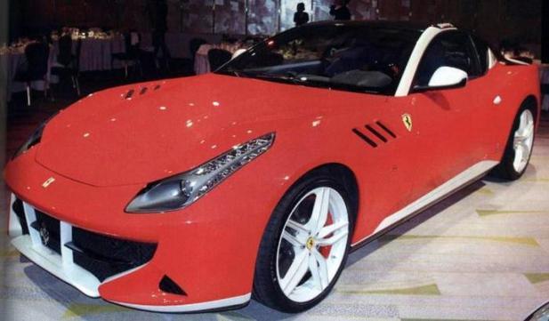 Rapid'news - Ferrari SP FXX: unique et encore mystérieuse...
