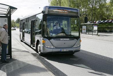 Scania : tout savoir sur son autobus-concept hybride à l'éthanol