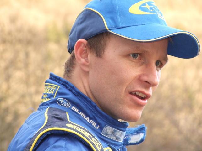 """WRC-Monte-Carlo : Solberg : """"Se lancer immédiatement dans le rythme"""""""