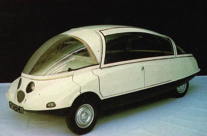 Concept Citroën C10