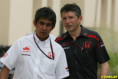 Formule 1 - Super Aguri: Suzuki aurait jeté l'éponge