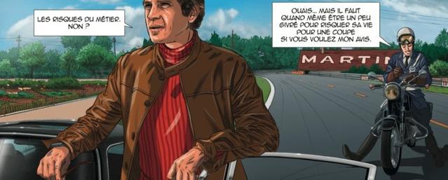 Steve McQueen in LeMans: le monde d'avant