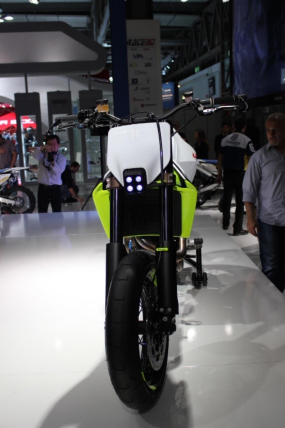 Salon de Milan en direct : Concept 701 signé Husquvarna