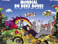 Mondial du deux-roues 2007 : l'environnement répond présent !
