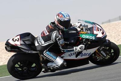 """Superbike - Qatar Biaggi: """"Je suis confiant pour la suite"""""""