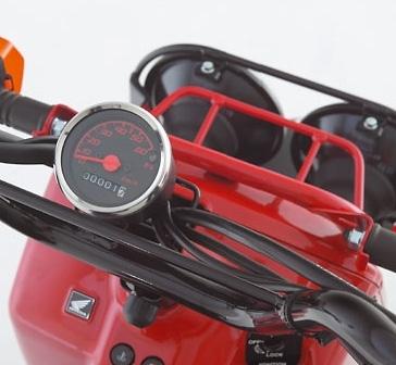 Honda 50 Zoomer : le scoot dépouillé