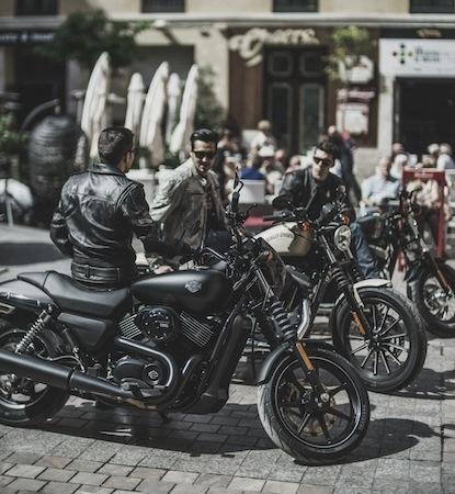 Harley-Davidson partenaire de la 8ème Sosh Freestyle Cup de Marseille