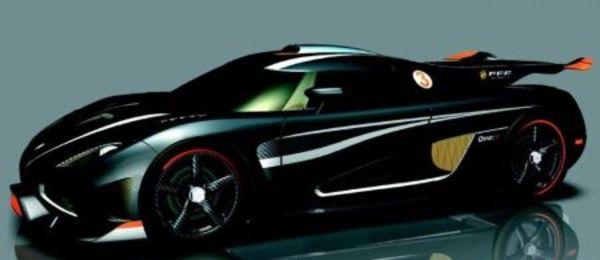 Une mystérieuse Koenigsegg Agera de 1400 ch