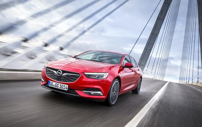 Nouvelle Opel Insignia: déjà 50000 commandes
