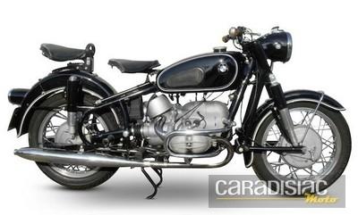 Résultats de la vente Bonhams du 20 juin 2015 à Oxford: les motos.