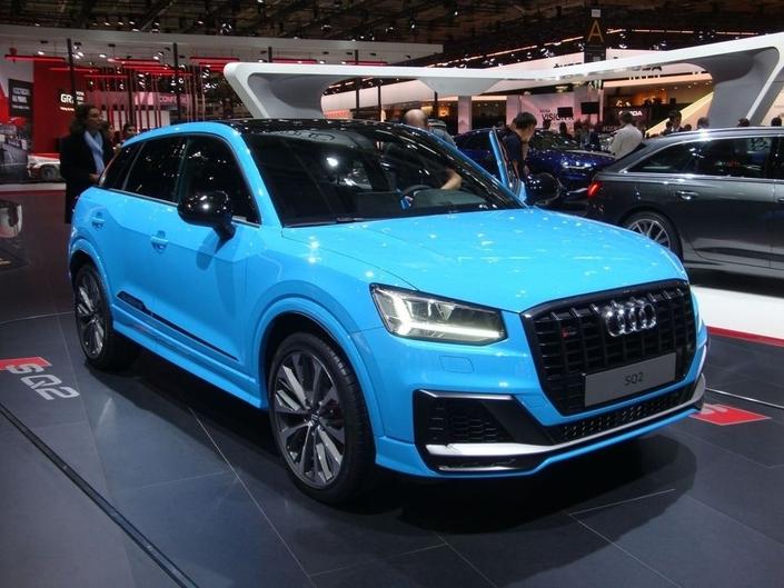 DS3 Crossback vs. Audi Q2: premier round (match statique vidéo)