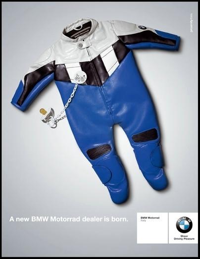 Photo du jour : BMW au berceau