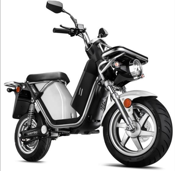 Scooter électrique : le Matra e-Mo XP