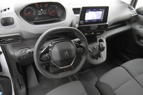 Essai - Peugeot Partner: tout simplement van of the year 2019