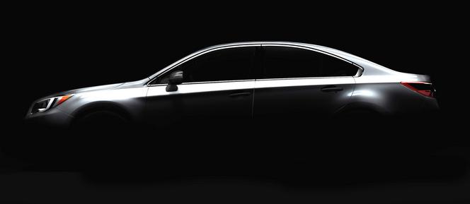 La nouvelle Subaru Legacy débutera à Chicago