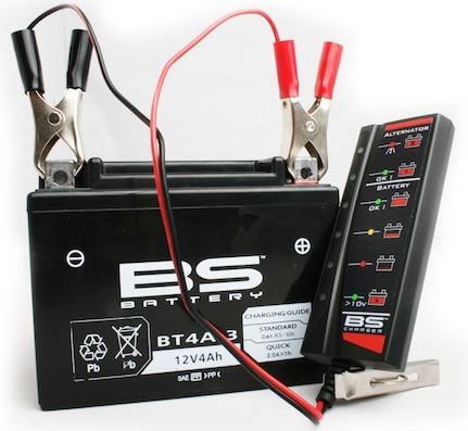 BS02 pour tester l'état de vos batteries et alternateurs