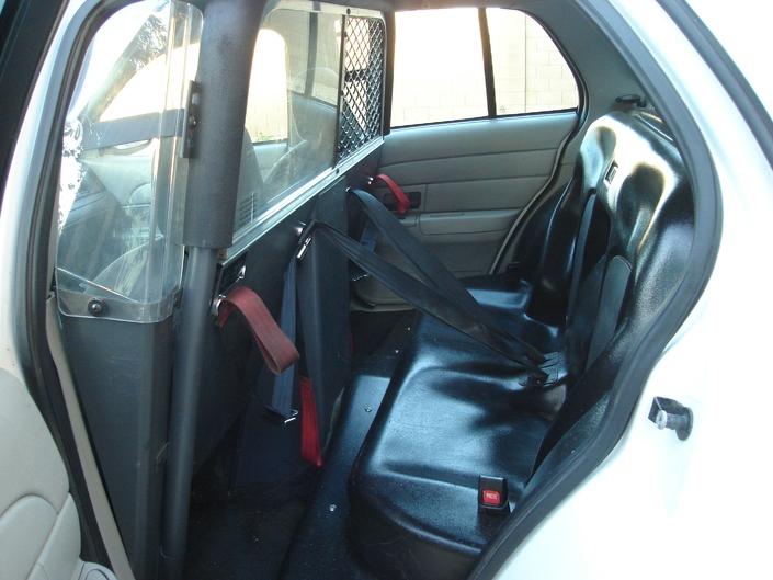 La police américaine met la Ford Crown Victoria à la retraite