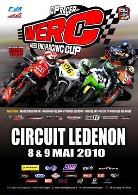 Ce week end, 1ère manche du « Classic 17 » à Lédenon.