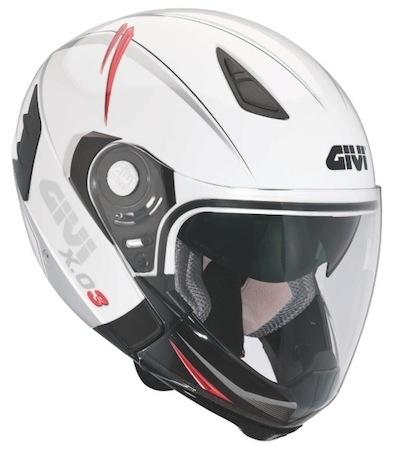 Givi X.03: crossover à l'italienne