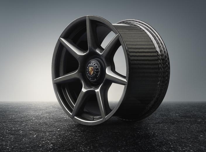 Porsche 911: des jantes au prix d'une Clio