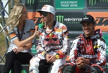 Interview : Gautier Paulin satisfait de son GP de France