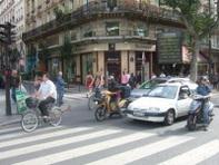 Enquête MMA : le comportement des cyclistes parisiens à la loupe