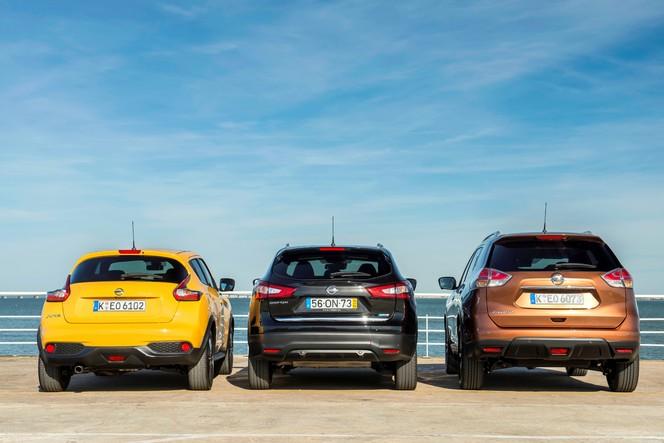 Résultats 2014/2015 : Nissan marche fort en France et en Europe