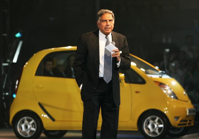 La Tata Nano débarquera en Europe en 2015