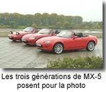 Essai - Mazda MX-5 : mi-attaque, mi dolce vita