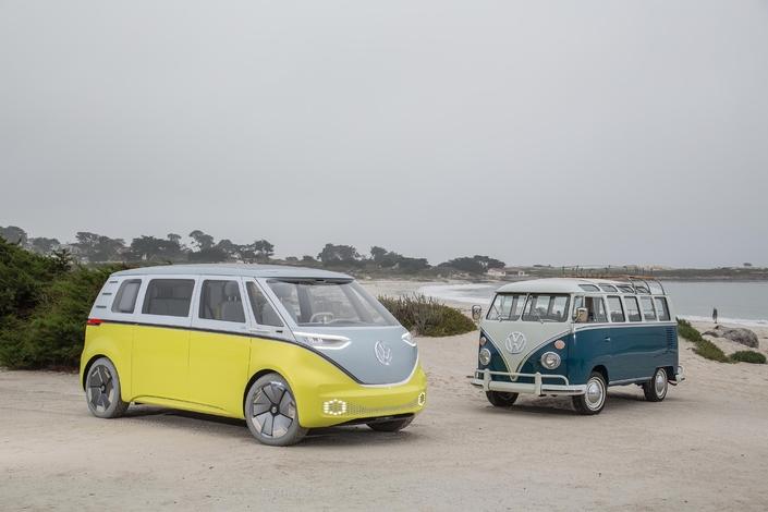 Officiel: Volkswagen va faire revivre le Combi