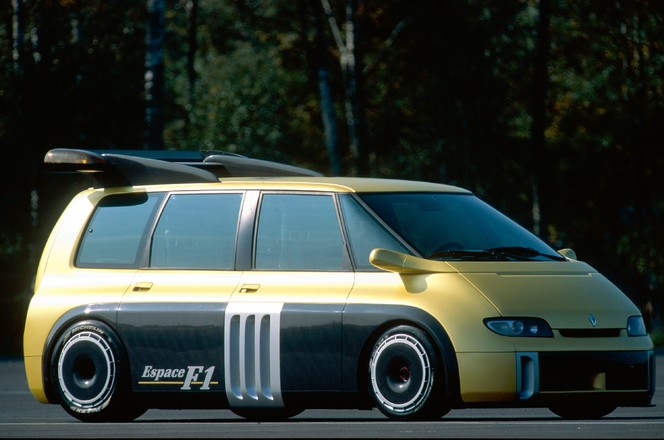 Renault - L'Espace a 30 ans
