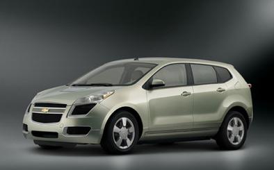 Ce sera Chevrolet Sequel