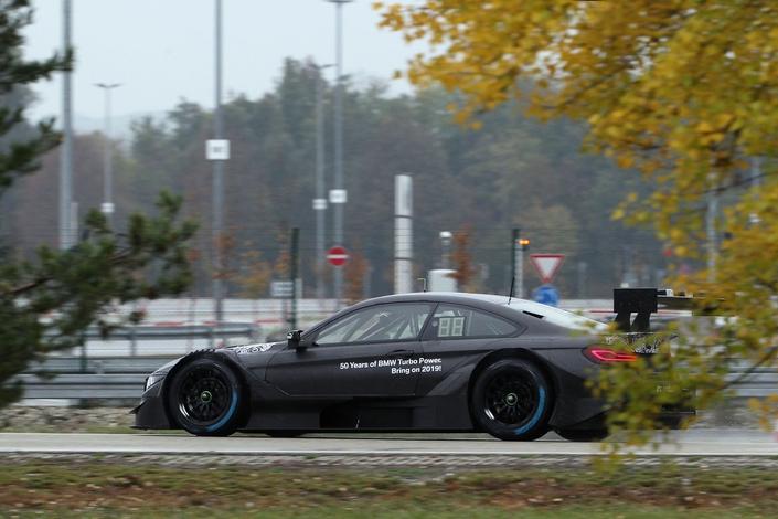 Le DTM allemand passe du V8 au quatre cylindres turbo