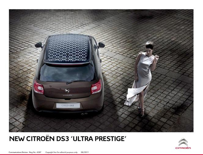 Salon de Francfort 2011 - Citroën DS3 Ultra Prestige