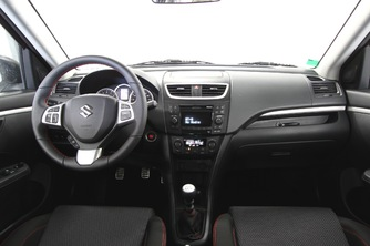 Comparatif Suzuki Swift Sport - Ford Fiesta S : petites délurées atmos