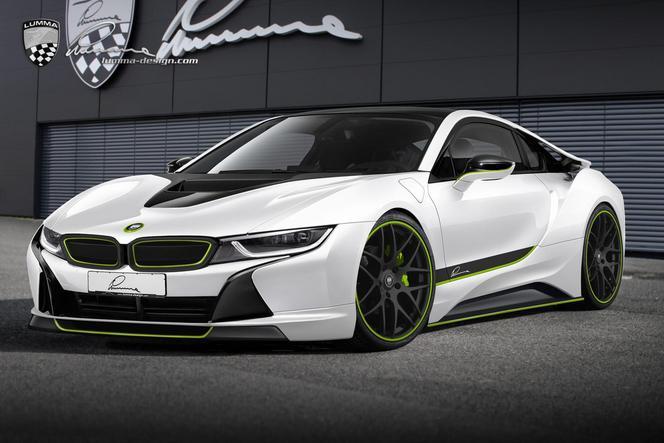 Lumma Design s'attaque aux BMW i3 et i8