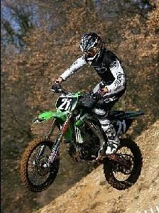 Valence - Mx2 : Sword signe son retour avec Kawasaki