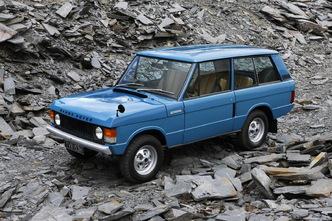 Techno Classica 2015 : Land Rover lance sa division Heritage