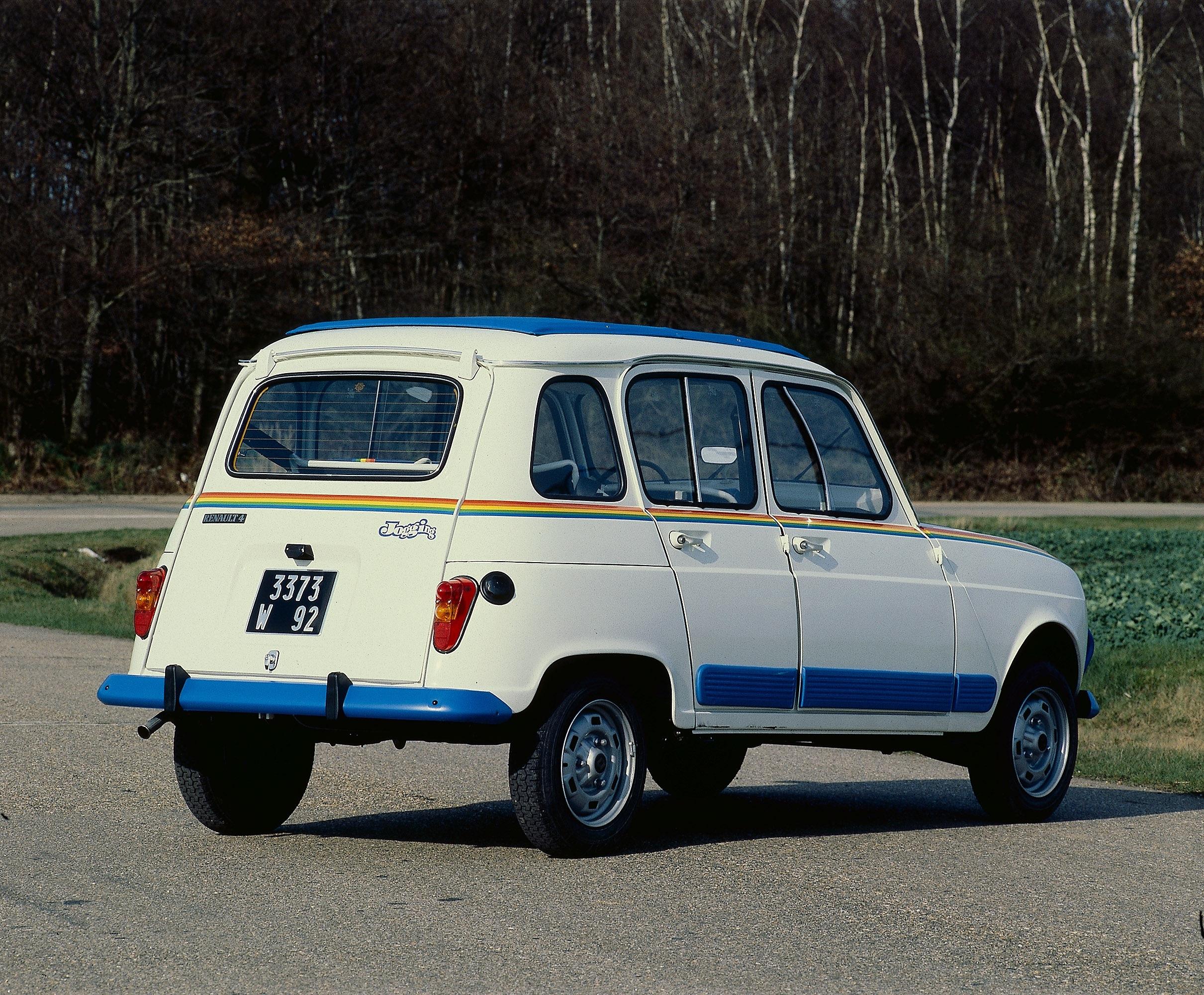 Renault 4 (1961-1992) : Une bonne à tout faire géniale, dès 4 000 €