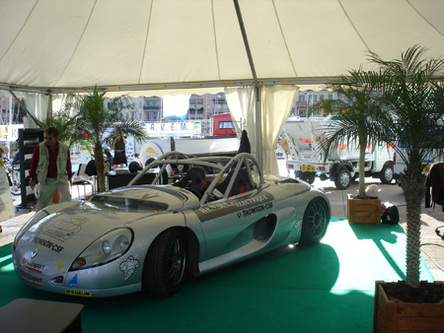 Salon de Cannes : un week-end hybride et électrique !