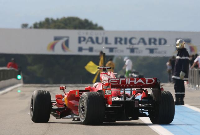 Le HTTT Paul Ricard réfléchit à l'accueil du GP de France F1