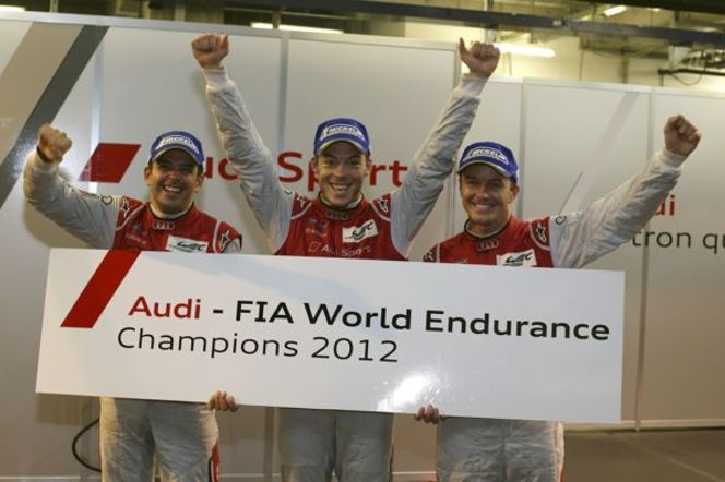 WEC Shanghai - Toyota gagne encore, Tréluyer champion du monde