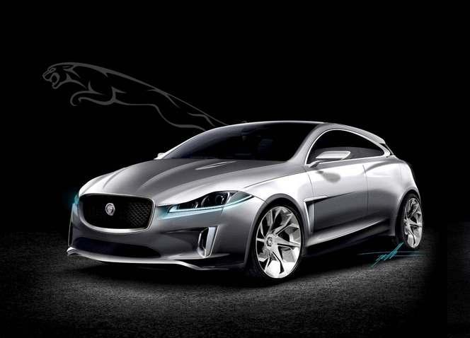 Jaguar : une traction d'entrée de gamme à venir ?