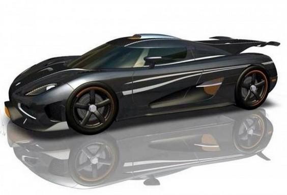Salon de Genève 2014 - La Koenigsegg One:1 enfin révélée