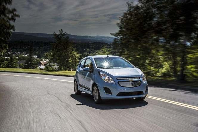Chevrolet réduit le prix de la Spark électrique