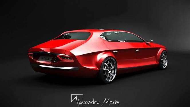 Dacia 1300 concept 2014: magnifique ou hideux, c'est à vous de voir...