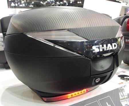 Salon de Milan en direct: Shad, tout en souplesse et style